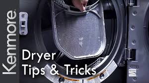 check vent light on dryer how to clean a dryer kenmore elite steam dryer youtube
