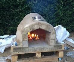 building pizza oven backyard idea home design
