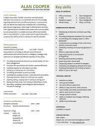 Example Administrative Assistant Resume by 16 Free Sample Administrative Associate Resumes U2013 Sample Resumes 2016