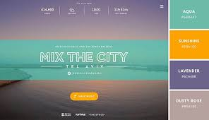 minimalist color palette 2016 website color schemes the palettes of 50 visually impactful