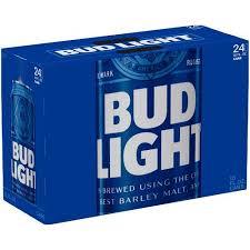 bud light can oz bud light beer 24 pack 16 fl oz walmart com