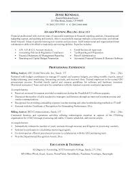 compliance analyst resume sample cover letter resume example