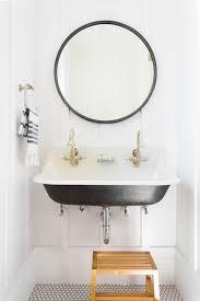 Bathroom Trough Sink Pros U0026 Cons Bathroom Sink Styles U2014 Studio Mcgee