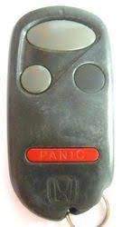 oem dealer installed honda a269zua101 keyless remote entry control