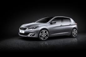 latest peugeot cars all new and all important peugeot 308 hatchback breaks cover