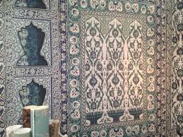 Tory Burch Wallpaper by Did You Spot These Themes At Decorex And Focus Blog Isla U0026 Eden