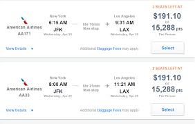aa baggage fee how to book american airlines flights with chase points milecards com