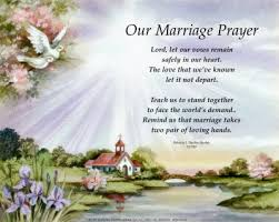 blessings for weddings husband and prayer wedding the husband and confer
