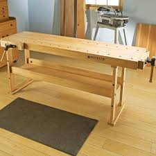 Woodworking Bench Top Surface by Beech Wood Workbenches Beech Wood Workbenches Rockler