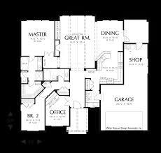 mascord house plan 1149b the pendleton floor plans