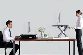 Desk Risers For Standing Desk Desk Computer Riser For Standing Bakkerelkhuizen Bneassdr Height