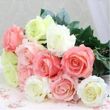 bulk artificial flowers 2018 wedding decorations bridal bouquets flowers artificial