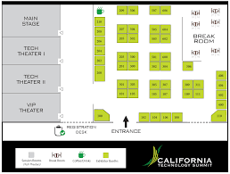 Orange County Convention Center Floor Plan by California Technology Summit 2015 Orange County Anaheim It