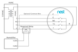nest thermostat wire diagram kwikpik me