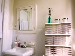 ideas for bathroom decor bathroom mesmerizing awesome wall full of baskets dazzling diy