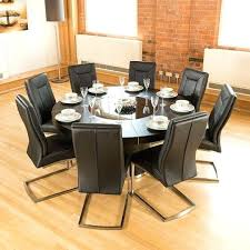 lazy susan dining table round table with lazy susan dining room amazing round table lazy