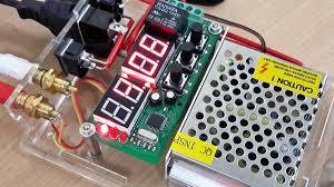 membuat jam digital led besar membuat jam digital alarm duwi arsana