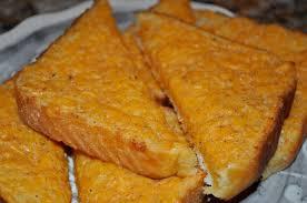 dash of garlic cheese bread claim jumper