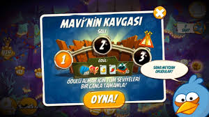 Challenge Angry Angry Birds 2 Daily Challenge Blue S Brawl