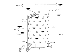 amazon black friday drone deals amazon u0027s u0027beehive u0027 drone distribution hub patent has internet
