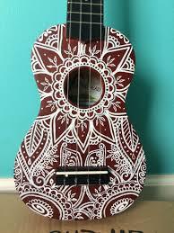 best 25 painted ukulele ideas on pinterest ukulele design