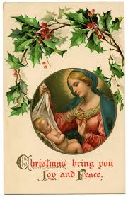 old world christmas image baby jesus and mary the graphics fairy