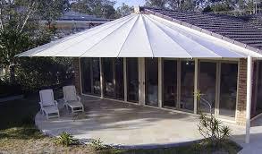 Backyard Awning Ideas Triyae Com U003d Backyard Awning Retractable Various Design