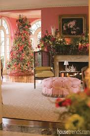 Images Of Mantels Decorated For Christmas Festive Fireplace Mantel Decorating Ideas