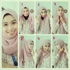 tutorial hijab resmi storezonework 2016