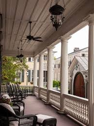porch pillars porch victorian with black wicker furniture ceiling