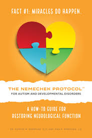 now on sale the nemechek protocol for autism and developmental