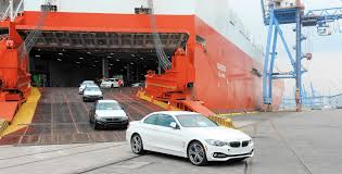 auto port port signs new deal with bmw adding strength to auto import