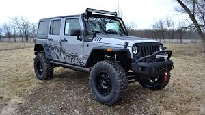 jeep yj snorkel 2016 jeep wrangler unlimited sport rocky ridge in depth