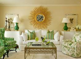 themed living rooms 20 refreshing green themed living rooms home design lover