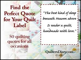 wedding quilt sayings quilting poems