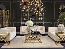 gold coffee table eichholtz connor from oroa love