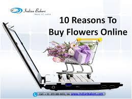 buy flowers online 10 reasons to buy flowers online visual ly