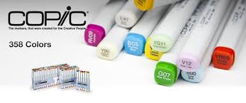 amazon com copic ciao markers set 36pk basic