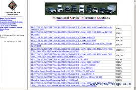diagram 2002 international truck 4900 international truck diagram