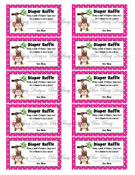 free baby shower raffle tickets image collections baby shower ideas