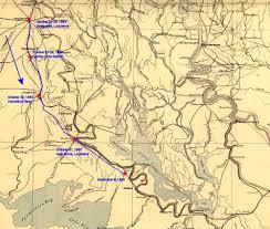 Louisiana On The Map by November 8 1863