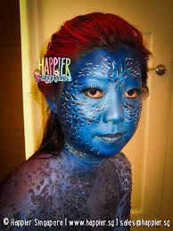 hire the best halloween face painters in singapore face u0026 body