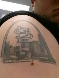 better image of st louis skyline tattoo tattoos pinterest
