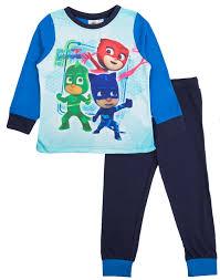 boys pj masks pyjamas pjs length 2 set infants