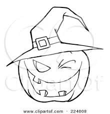 royalty free jack o lantern illustrations by hit toon page 1