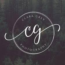 design logo elegant circle logo initials logo photography logo design predesigned