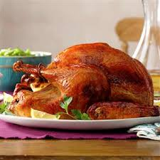 marinated thanksgiving turkey recipe taste of home