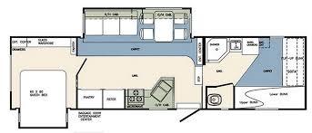 Rv 2 Bedroom Floor Plans 3 Bedroom Travel Trailer Floor Plan