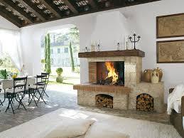 camino stile provenzale i camini rustici pi禮 belli per una casa calda e accogliente