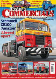 vintage trucks u0026 commercials march april 2016 by augusto dantas